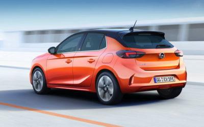 La nuova Opel Corsa sui bus di Gierre Media